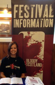 Bloody Scotland Info Desk
