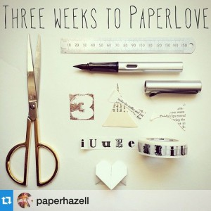 Countdown to PaperLove